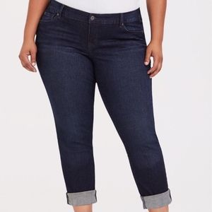 Torrid boyfriend fit jeans 14 R